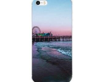 Cotton Candy Santa Monica iPhone 5/5s/Se, 6/6s, 6/6s Plus Case