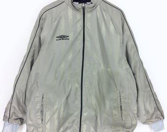 Vintage Umbro Jacket/Windbreaker Large Size
