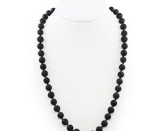 Shungite necklace 550mm