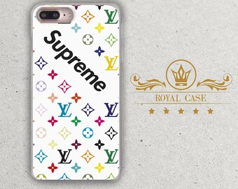 iPhone 7 case, iPhone 7 Plus case, Louis Vuitton, iPhone 8 Case, iPhone 6S Case, iPhone 6S Plus Case, iPhone 8 Plus Case, Supreme, 255