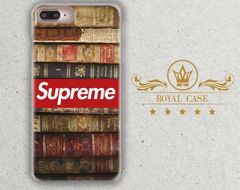 Book iPhone 7 case, Supreme, iPhone 6S Case, iPhone 6S Plus Case, iPhone 8 Case, iPhone 7 Plus case, iPhone 8 Case, iPhone 8 Plus Case, 328