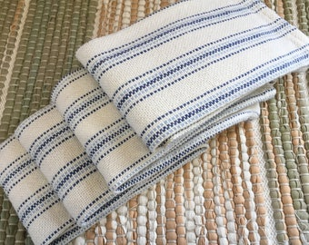 Handwoven Cotton Handtowel