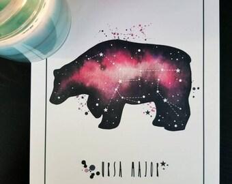 "Ursa Major Print (8""× 11"")"