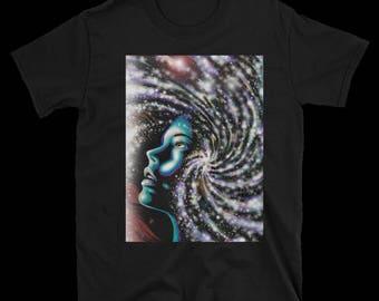 Space Girl T-Shirt