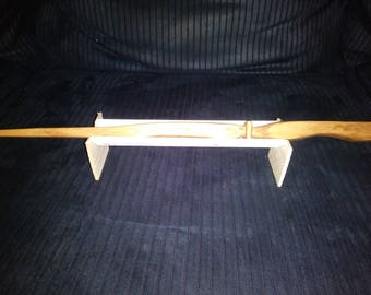 Magic wand, Harry Potter inspired, Hand carved.