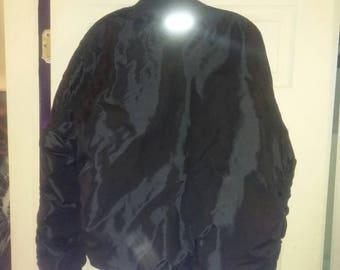 Size L Bomber jacket