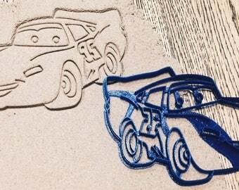 Lightning McQueen Cars Cookie Cutter