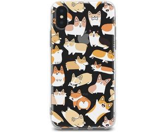 iphone 7 case corgi iphone 6 case dog iphone x case corgi iPhone X case corgi iphone 8 case x iPhone case corgi iphone 8 plus case iPhone 7