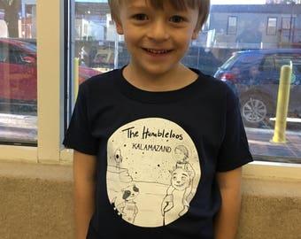 The Humbleloos KALAMAZAND Characters shirt