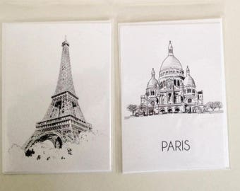 PARIS - luxury Edition 2 cards