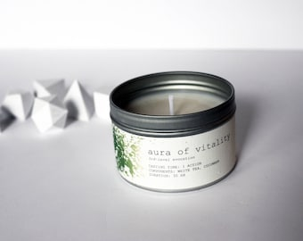 Aura of Vitality Candle