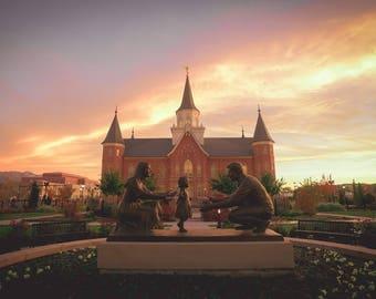 Provo Utah City Center Temple