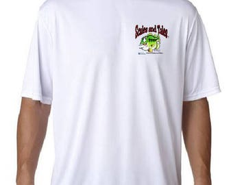 Scales and Tales World Famous T shirts