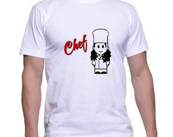 Tshirt for a Chef Female