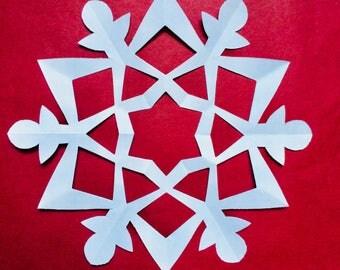 "The ""Theresa"" Snowflake Pattern"
