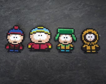 South Park - Pixel Art