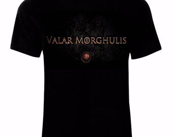 Inspired By Game Of Thrones Valar Morghulis T-Shirt