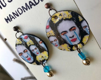 Frida Style Earrings