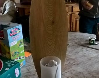 Lamp surf board