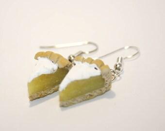 Earrings - Lemon Meringue Pie share