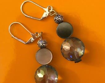 Hortense beaded earring