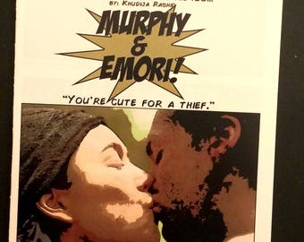 Murphy/Emori Comic Book