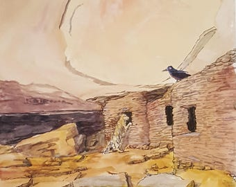 Anasazi Ruins Visitors