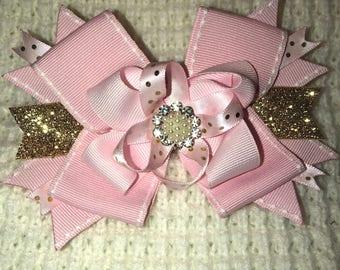 Pink/Gold