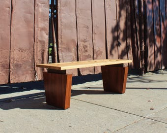 Floating bench