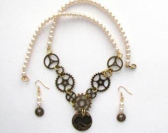 Steam punk Pearls