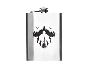 DS Knight Flask