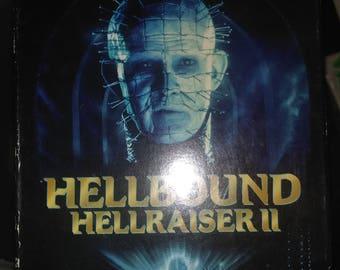Hellraiser II VHS