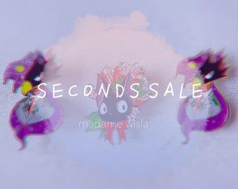 Seconds sale! Tokoyami Fumikage and Jiji The Cat