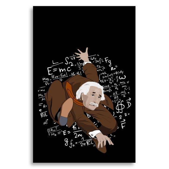 ASM #300 Cover Swipe ft Albert Einstein