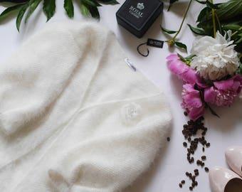 Angora cardigan, wool cardigan, Angora cardigan women,exclusive knit wear, winter cardigan