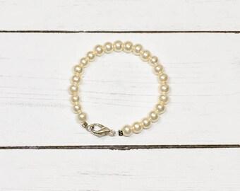 Pearl Baby Bracelet