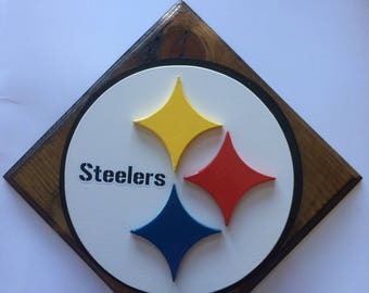 Pittsburgh Steelers Plaque