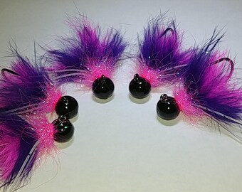1/4oz steel head/salmon Jigs