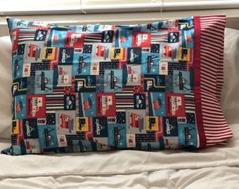 Rescue vehicle pillowcase