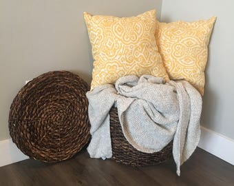 18 x 18 inch Decorative Pillow