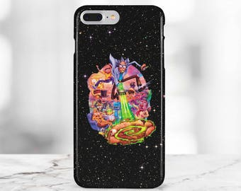 Iphone X Case Iphone 8 Case Iphone 8 Plus Case Rick and Morty Case Iphone 7 Plus Case Iphone 7 Case Samsung Galaxy S8 + Case Iphone 6 Case