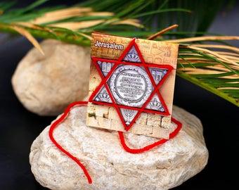 Red String Kabbalah Bracelet Set, Red Bracelet, Kabbalah Red Luck String, Cord Bracelets Evil Eye, Kabbalah Bracelet, Jewish