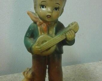 Cresca Antique Porcelain Figurine