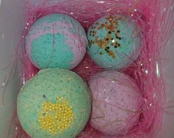 Easter bath bomb gift sets