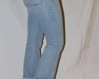 Vintage Flare 519 Levi Jeans