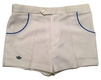 vintage Adidas tennis shorts west germany - Sz L