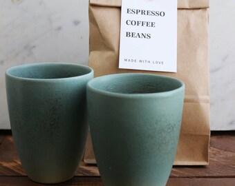 Coffee Cup - Green