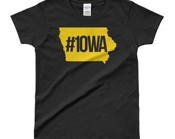 IOWA #1 State - Ladies' T-shirt