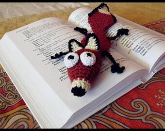 Bookmark, Crochet Bookmark, Handmade bookmark