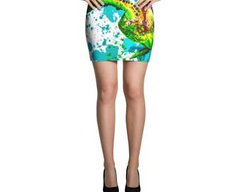 Looe Key Mini Skirt